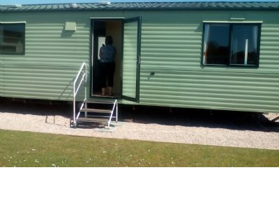 6 Berth Caravan at Elie Holiday Park Shell Bar, Scotland