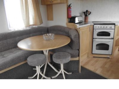 Hire Our 8 Berth Caravan at Hafan Y Mor, North Wales