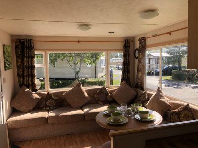 8 Berth Caravan at Kiln Park, South and West Wales