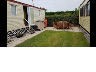 8 Berth Caravan at Owens Caravan Park, North Wales