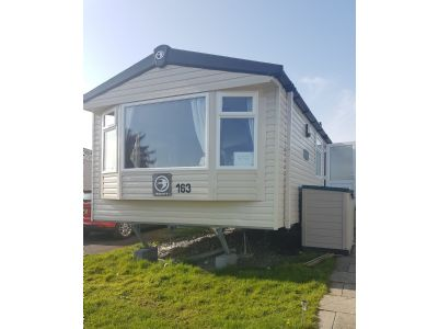 Rent Our Caravan at Hafan Y Mor, North Wales