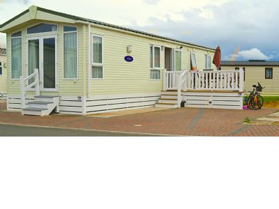 6 Berth Caravan at Sunnyvale, North Wales. SeaViews