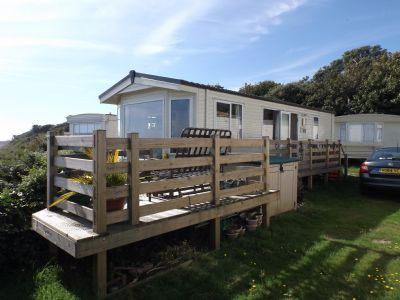2 Berth Caravan at Azure Seas Lowestoft, East England