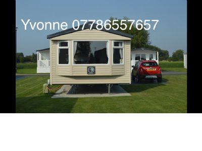 6 Berth Caravan for rent  Flamingo Land, Yorkshire