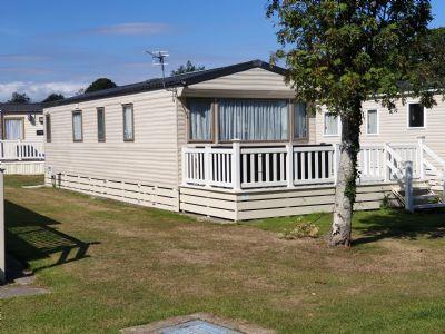 6 Berth Caravan at Hoburn Bashley, West Country