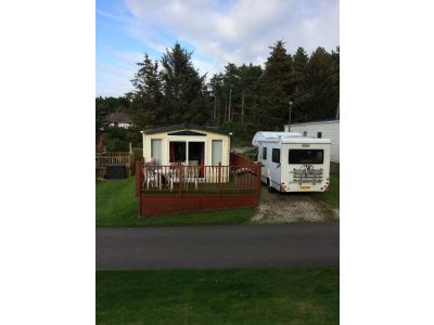 4 Berth Caravan at Burghead Caravan Park, Scotland