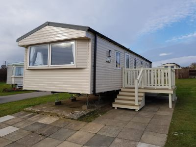 6 Berth caravan For Hire Blue Dolphin Yorkshire