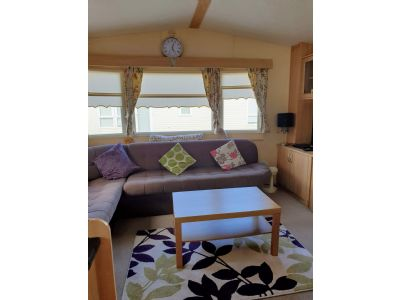 For Hire 8 Berth Caravan at Golden Gate, North Wales
