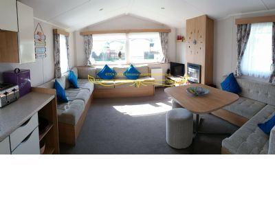 6 Berth Caravan at Holiday Resort Unity, West Country