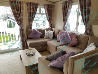 Stay In Our 8 Berth Caravan at Craig Tara, Scotland