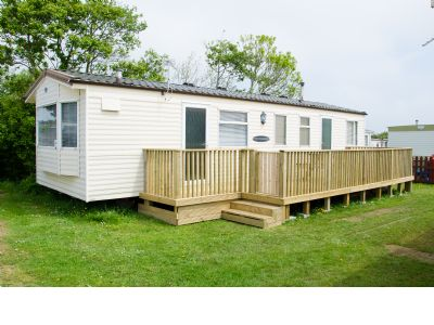 6 Berth Caravan at Seven Bays Park, Cornwall