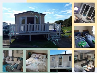 6 Berth Caravan for hire at Trecco Bay, South and West Wales