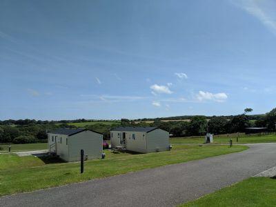 8 Berth Caravan at Meadow Lakes, Cornwall