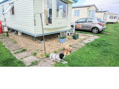 4 Berth Caravan at Trusthorpe Springs, East England