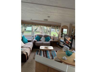 6 Berth Caravan at Riverside, North East England