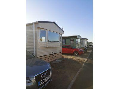 6 Berth Caravan at Regent Bay Morecambe, Lancashire