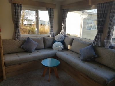 6 Berth Caravan at Bunn Leisure Selsey, South East England