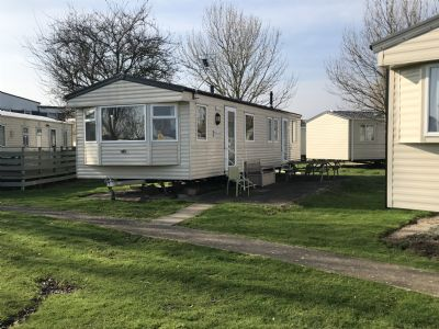 8 Berth Caravan for rent at Butlins Minehead, West Country