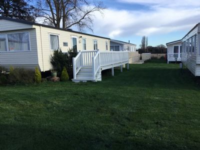 3 Berth Caravan at Valley Farm, East England