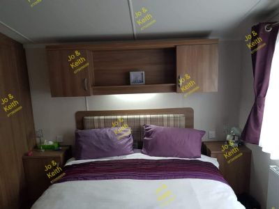 6 Berth Caravan to rent Kiln Park, South and West Wales