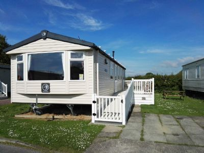 6 Berth Caravan at Flamingoland, Yorkshire For Rent