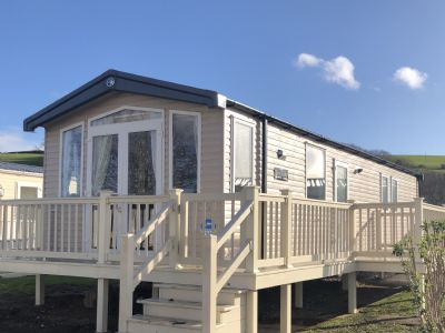 View this caravan at Doniford Bay