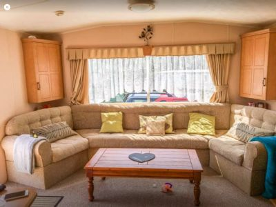 8 Berth Caravan Aberdwylan Holiday Park, South ,West Wales
