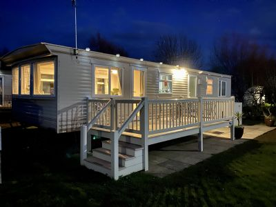 6 Berth Caravan at Manor Park Holiday Park, East England