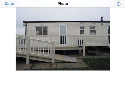6 Berth Caravan at Beachcomber Holiday And Entertainment Par