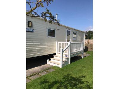 8 Berth Caravan at Sandy Glade Holiday Park, West Country