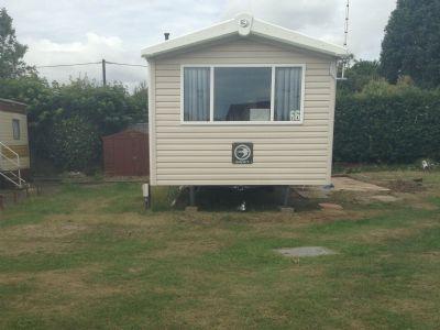 2 Berth Caravan at Beach Estate Hemsby Norfolk, East England