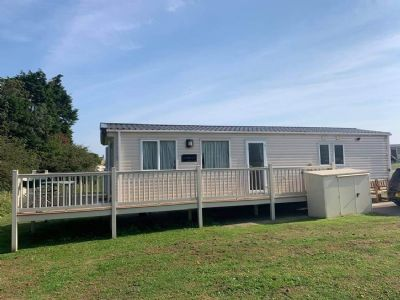 Hire Our 6 Berth Caravan at Sand Le Mere Holiday Village