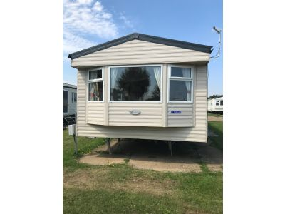 Rent Our 2 Berth Caravan at Sand Le Mere Holiday Village
