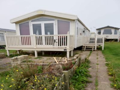 Our 2 Berth Caravan at Sand Le Mere Holiday Village For Rent