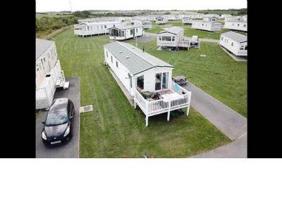 Excellent 8 Berth Caravan at Sand Le Mere Holiday Village