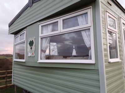 View this caravan at Cefn Du Mawr