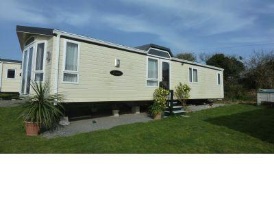 6 Berth Caravan at Reen Cross Holiday Park, Cornwall