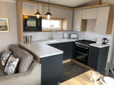 6 Berth Caravan For Hire Dornoch Caravan Park Scotland