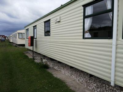 2 Berth Caravan at Coral Beach, North East England