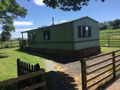 4 Berth Caravan at Row End Farm, Cumbria