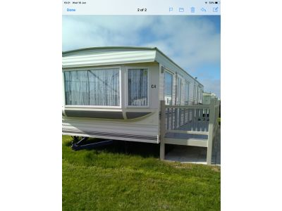 6 Berth Caravan at Sunnymede, East England