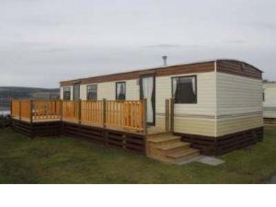 Coulmore Bay Caravan For Hire, Scotland, 6 Berth
