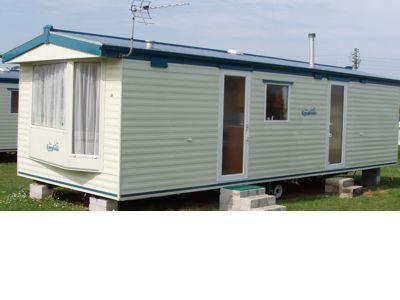 Caravan For Hire At Trenance Holiday Park, Cornwall
